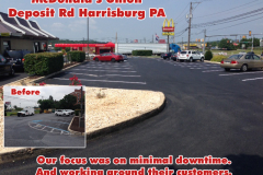 Paving McDonalds Union Deposit Rd Harrisburg - 2