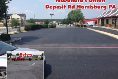 Paving McDonalds Union Deposit Rd Harrisburg - 3