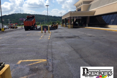 Paving At Darrenkamps Newberry Commons
