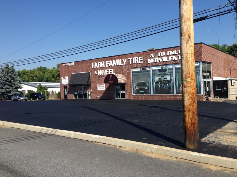 commercial-paving-farr-family-tire-camp-hill-pa
