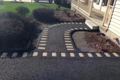 Decorative Asphalt Sidewalk Dover PA