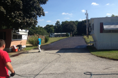 Commercial Sealcoating A Trailer Park on S Queen St York PA