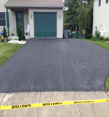 Asphalt Paving for Residential Property in Enola PA